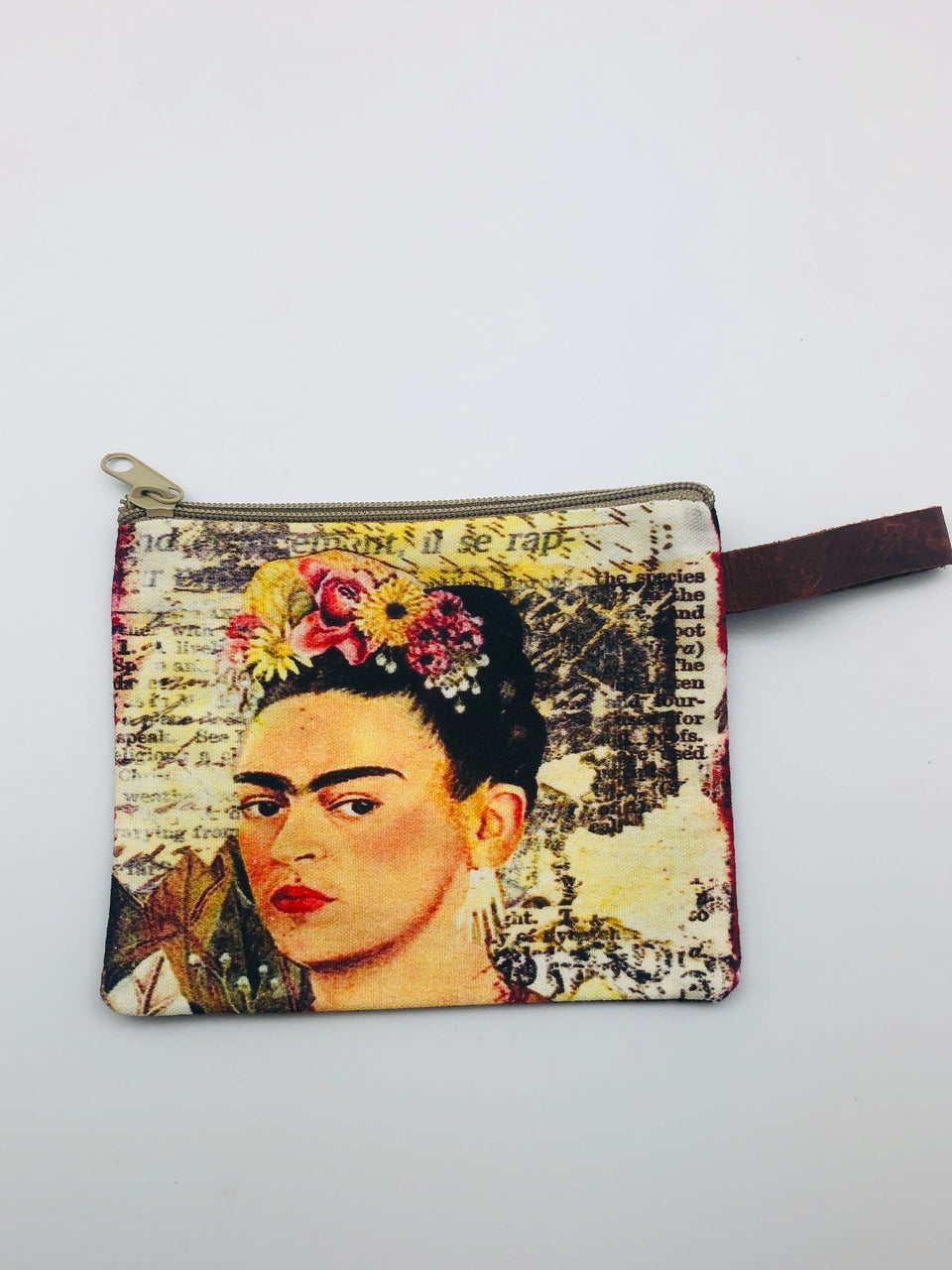 FRIDA MAKEUP BAG SMALL