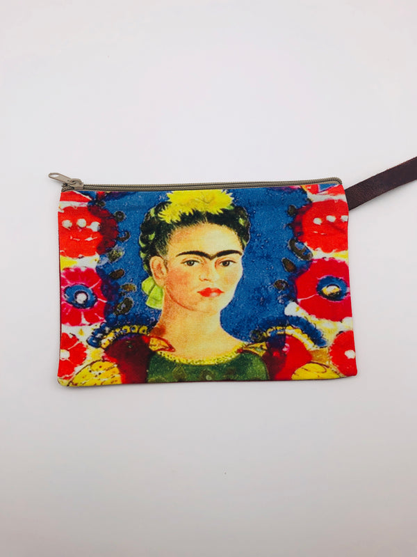 FRIDA MAKEUP BAG LARGE