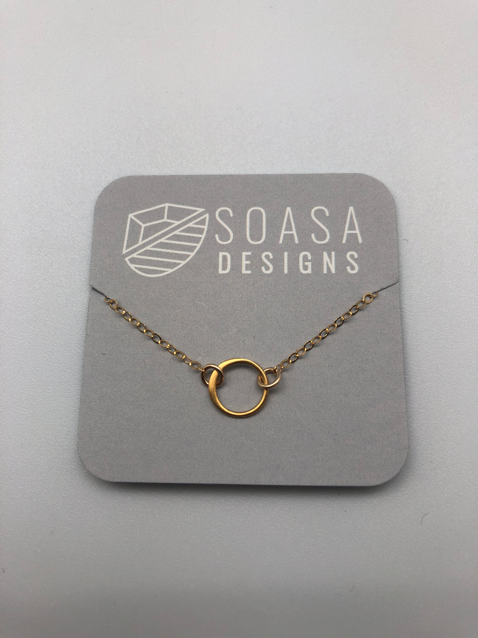 GOLD-FILL & GOLD PLATED NECKLACE