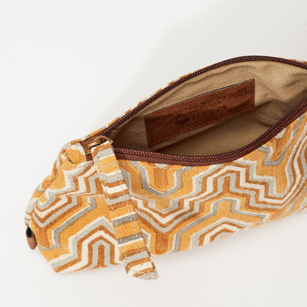 MEENA SMALL COTTON POUCH