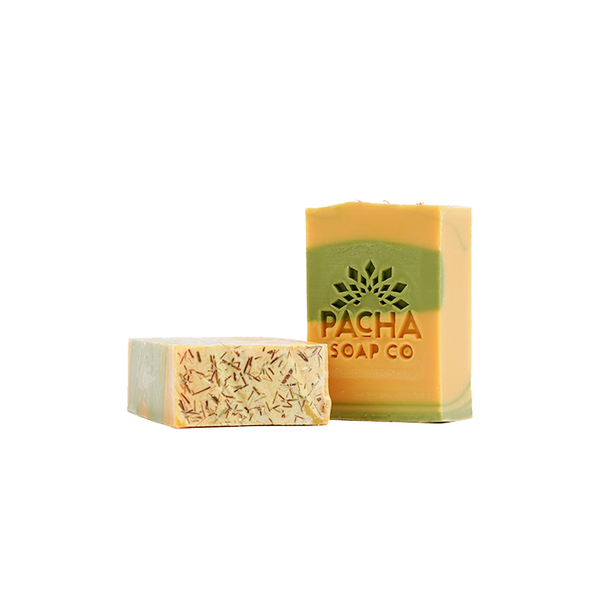 SPEARMINT LEMONGRASS BAR SOAP