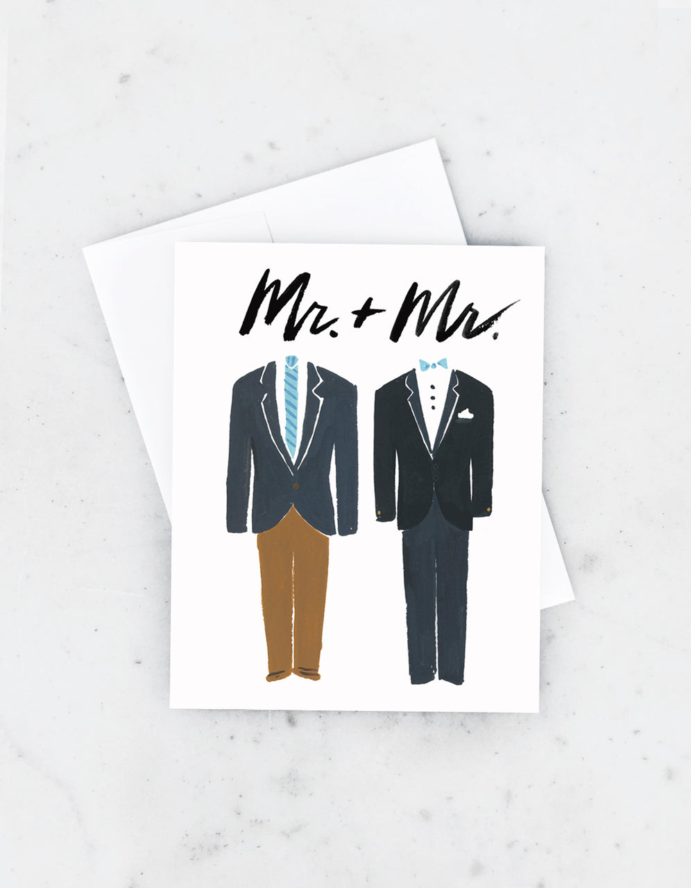 GROOM & GROOM CARD