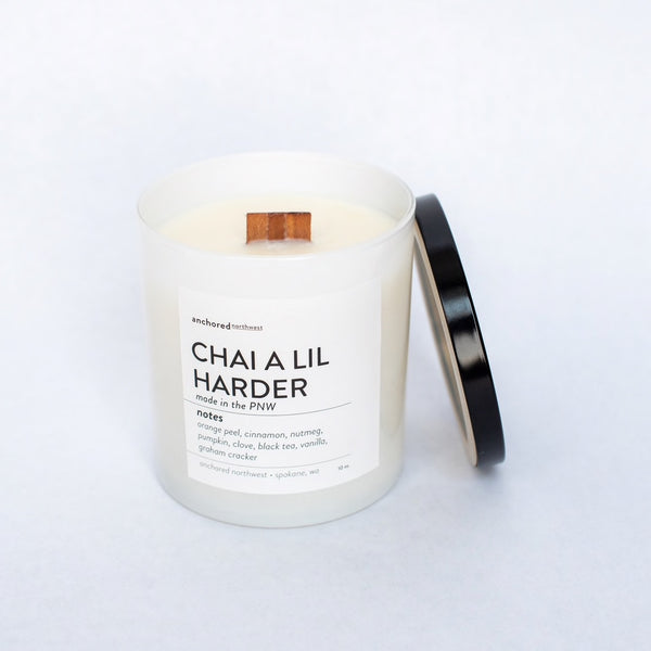 CHAI A LITTLE HARDER CANDLE