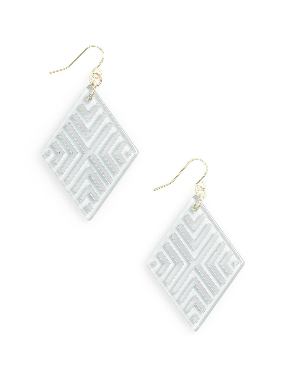 DIAMOND LIFE EARRINGS
