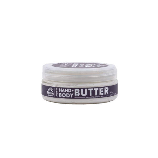 FRENCH LAVENDER HAND & BODY BUTTER