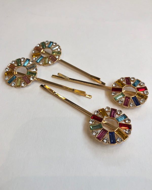 DECO GIRL HAIRPIN SET