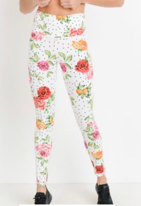 SPRING DOT LEGGING