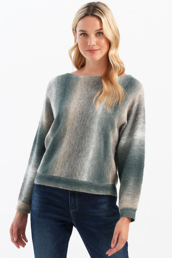 THE ENGLISH GARDENS SWEATER
