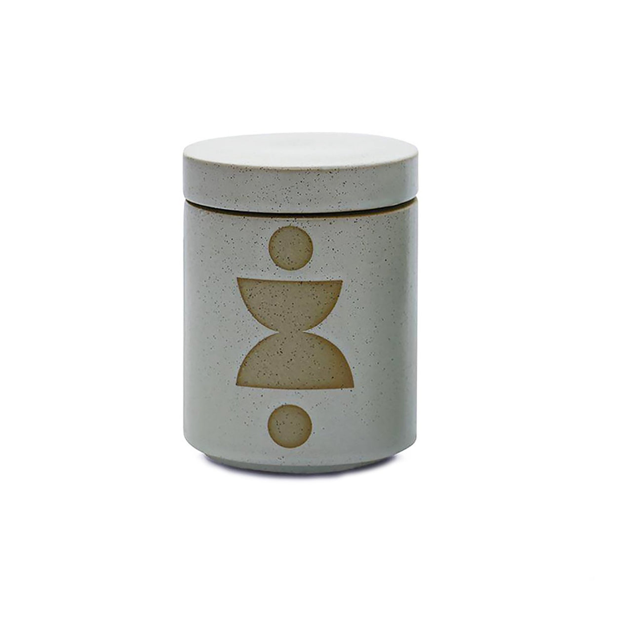 FORM 12 OZ. CERAMIC + RAW SHAPES CANDLE