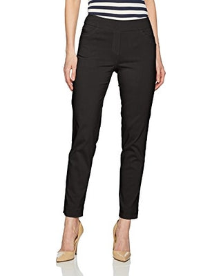 SLIMSATION BLACK ANKLE PANT
