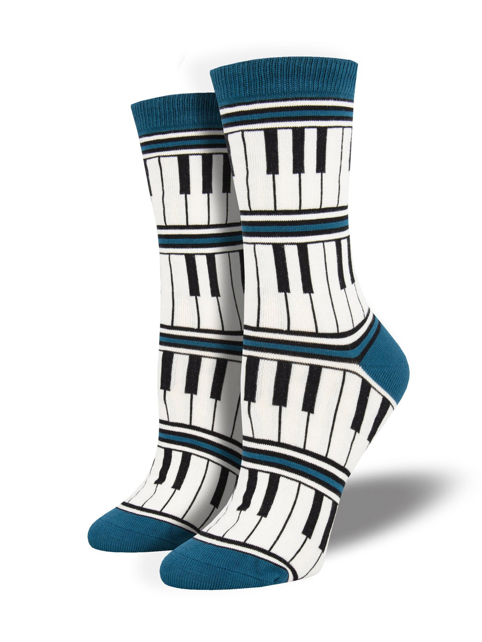 PIANO STRIPE SOCKS