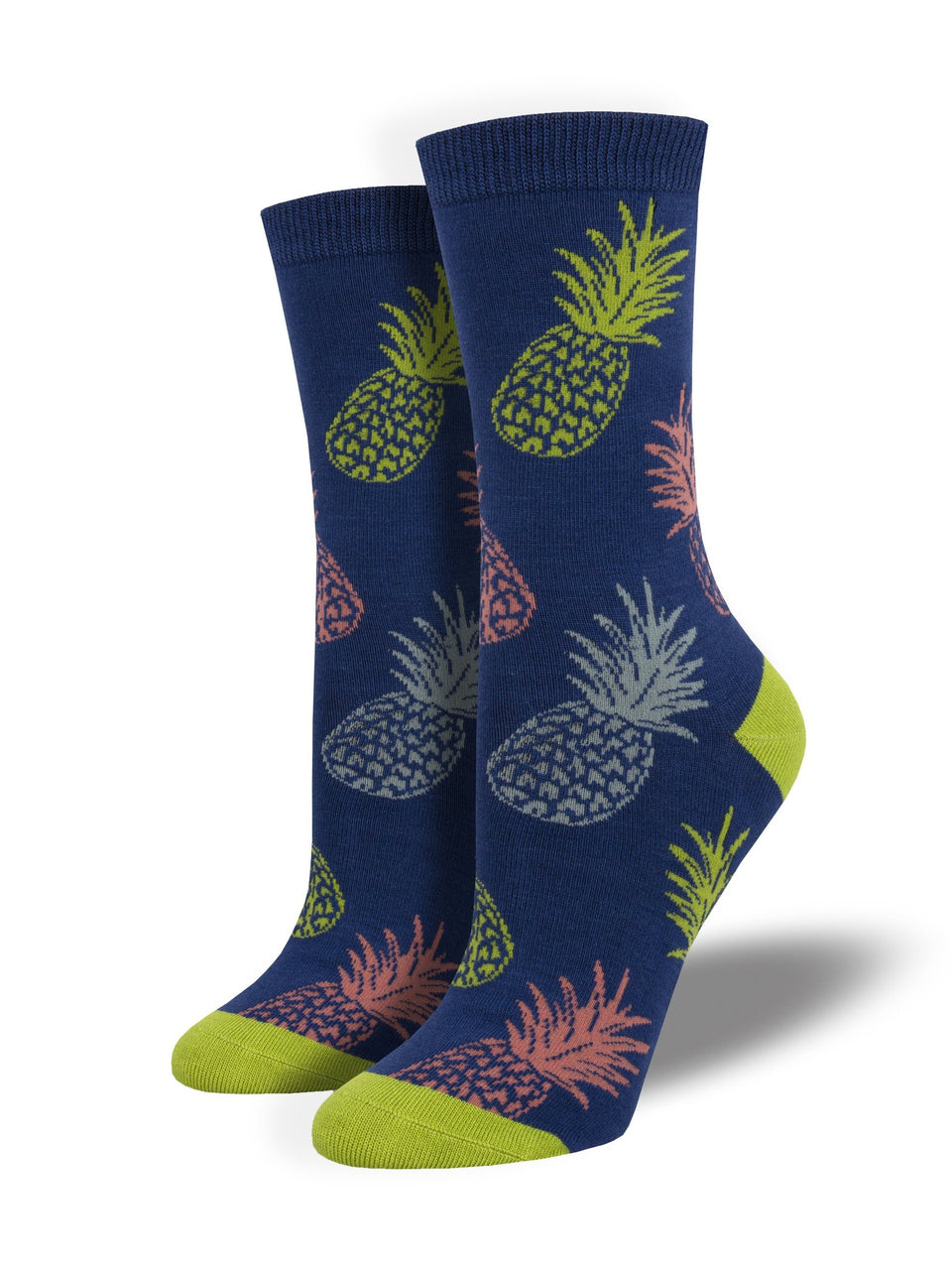 PINEAPPLE PRINT SOCKS