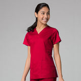 Maevn EON V-Neck Scrub Top - 1708 - Mary Avenue Scrubs  - 6