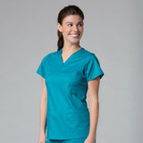 Maevn EON V-Neck Scrub Top - 1708 - Mary Avenue Scrubs  - 4