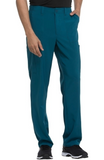 EDS Essentials by Dickies Men's Drawstring Cargo Scrub Pant - DK015