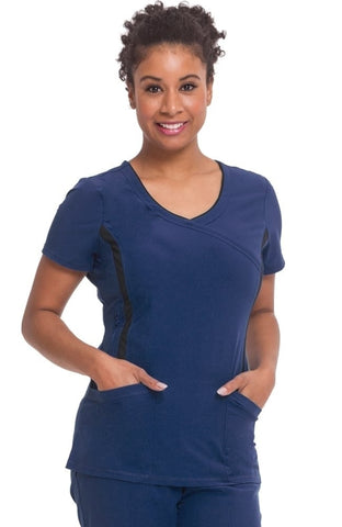 Performance Sport by Healing Hands Courtney Asymmetrical Top - 2316