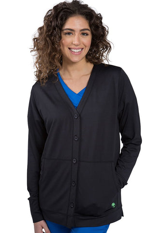 Purple Label by Healing Hands Becca Scrub Jacket - 5077
