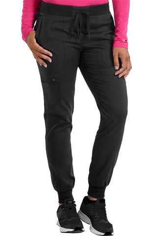 Touch by Med Couture Jenny Yoga Jogger Scrub Pant - 7710