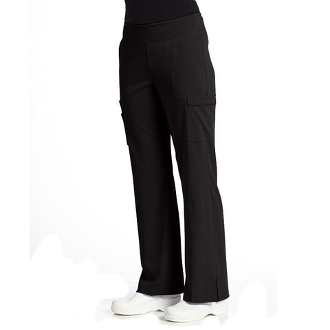 Marvella by White Cross Elastic Waist Yoga Scrub Pant - 354