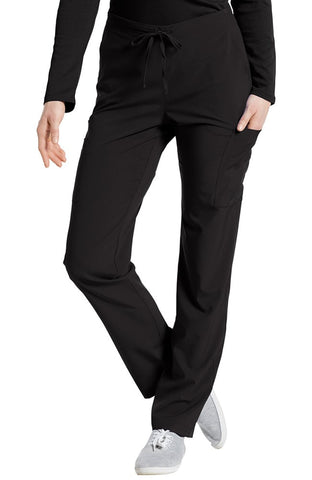 Fit by White Cross Drawstring Cargo Scrub Pant - 397