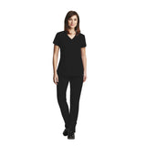 Grey's Anatomy Three Pocket Criss Cross V-Neck Top - 2115 - Mary Avenue Scrubs  - 2