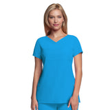 Grey's Anatomy Two Pocket Soft V-Neck Top - 2120 - Mary Avenue Scrubs  - 1