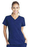 Healing Hands Purple Label Jane Top - 2167 - Mary Avenue Scrubs  - 1