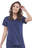 Healing Hands Purple Label Yoga Juliete Top - 2245 - Mary Avenue Scrubs  - 4