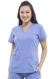 Healing Hands Purple Label Jasmin Scrub Top - 2278 - Mary Avenue Scrubs  - 2
