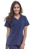 Healing Hands Purple Label Jasmin Scrub Top - 2278 - Mary Avenue Scrubs  - 3