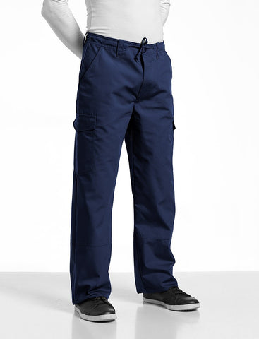 White Cross Men's Cargo Pocket Pant - 228 - Mary Avenue Scrubs  - 3