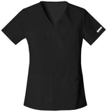 Cherokee V-Neck Knit Panel Top - 2968 - Mary Avenue Scrubs  - 10