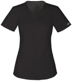 Cherokee Two-Way Stretch V-Neck Top - 4710 - Mary Avenue Scrubs  - 1