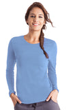 Healing Hands Melissa Soft Stretch Long Sleeve Knit Tee - 5047 - Mary Avenue Scrubs  - 4