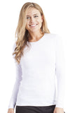 Healing Hands Melissa Soft Stretch Long Sleeve Knit Tee - 5047 - Mary Avenue Scrubs  - 3