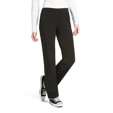 High Performance By Wonderwink Hybrid Straight Leg Scrub Pant - 5512A - Mary Avenue Scrubs  - 1