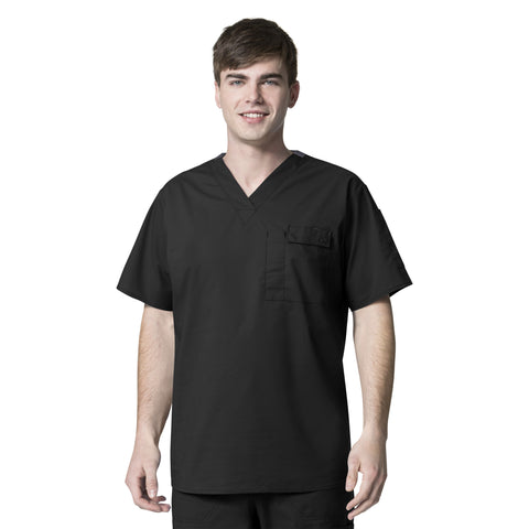 WonderWink Honor Men's WonderFLEX Utility Top - 6618 - Mary Avenue Scrubs  - 1