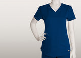 Grey's Anatomy Two Pocket V-Neck Top - 71166 - Mary Avenue Scrubs