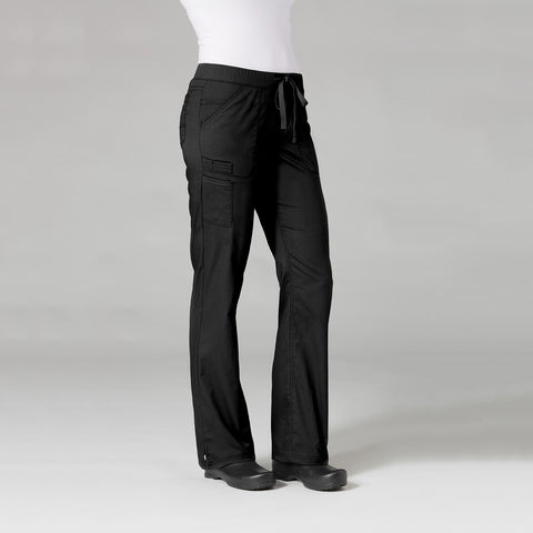 Maevn Inner Beauty Straight Leg Pant - 7322 - Mary Avenue Scrubs  - 2