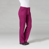 Maevn Inner Beauty Straight Leg Pant - 7322 - Mary Avenue Scrubs  - 5