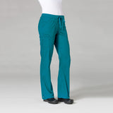 Maevn Inner Beauty Straight Leg Pant - 7322 - Mary Avenue Scrubs  - 4