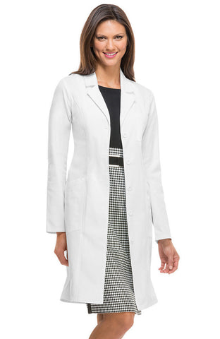 "Everyday Scrubs by Dickies 37"" Lab Coat - 82401"