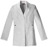 "Dickies 28"" Youtility Lab Coat - 82408 - Mary Avenue Scrubs"