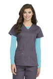 MC2 Olivia V-Neck Top - 8475 - Mary Avenue Scrubs  - 1