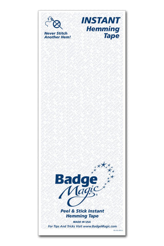 Badge Magic Instant Hemming Tape - BM-HSK