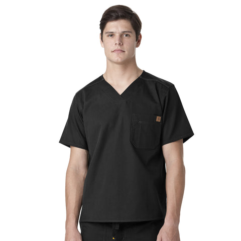 Carhartt Men's Solid Ripstop Utility Top - C15108 - Mary Avenue Scrubs  - 1