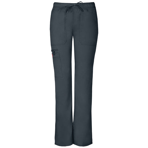 Gen Flex by Dickies Youtility Low Rise Straight Leg Drawstring Pant - DK100 - Mary Avenue Scrubs  - 1