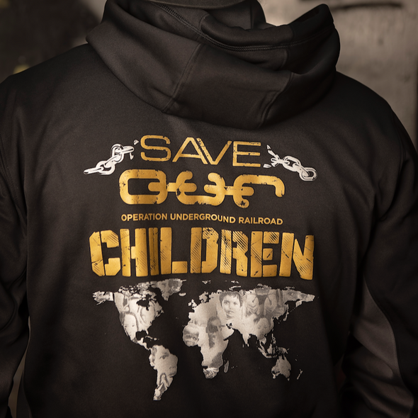 Save OUR Children Hoodie - Unisex - Iron Apparel