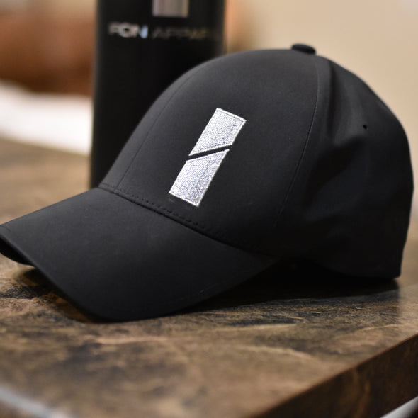 Iron Dome Hat - Matte Black - Iron Apparel