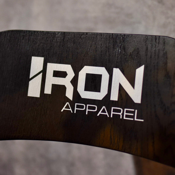 Iron Apparel Metallic Silver Decal - Iron Apparel
